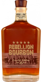 Rebellion Bourbon 8 Year Limited Edition 750ml